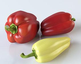 3D Pepper
