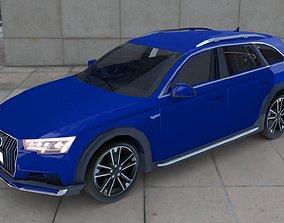 Audi A4 Allroad Quattro 2016 3D model