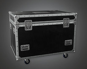 Large Crate 01 HLW - PBR Game Ready 3D asset