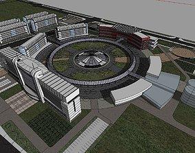 3D Region-City-School 93