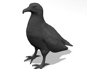 Vulture 3D printable model