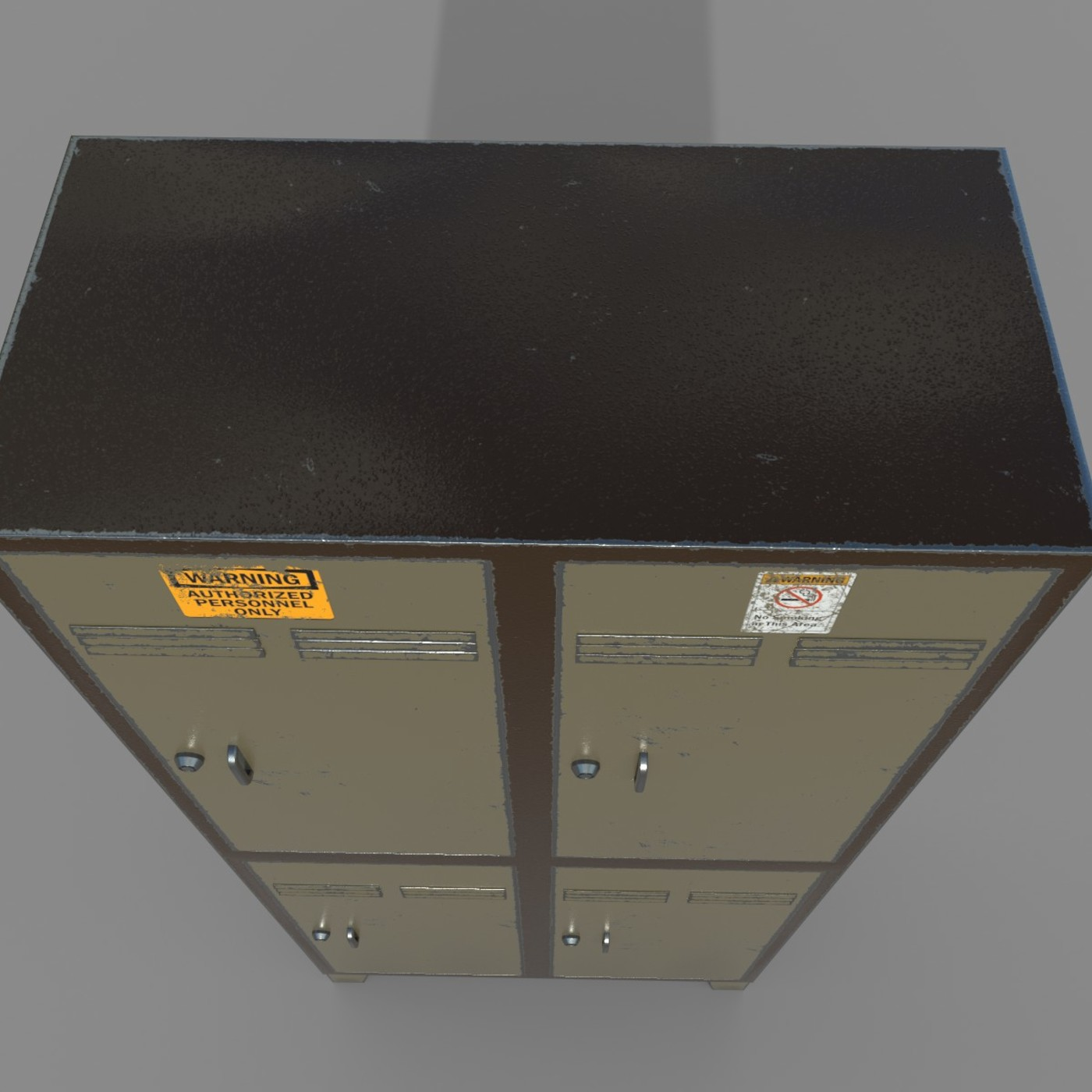 Military Steel Cabinet