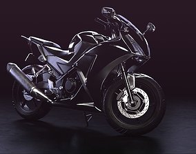 Generic sportbike 3D