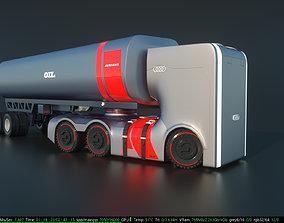 3D Truck for Audi