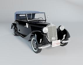 Mersedes Benz v170 3D PBR