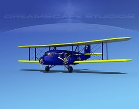 3D model Curtiss Condor Eastern