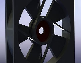 3D model Ventillateur2