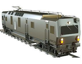 3D Train ufm120