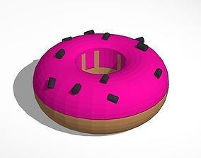 donut 3D print model