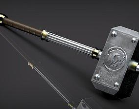 Shao Khan Hammer 3D printable model