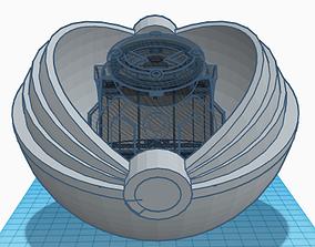 Ben 10 Omnitrix Pod-Display 3D print model