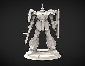AMS-119 Geara Doga band-ai 3D print model