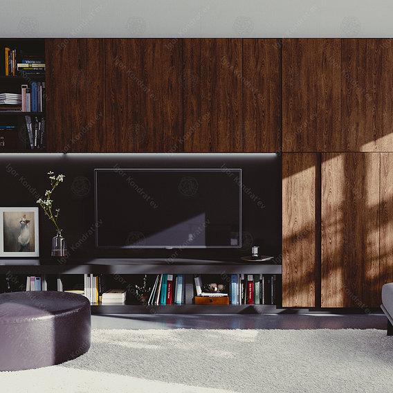 Lounge room project three