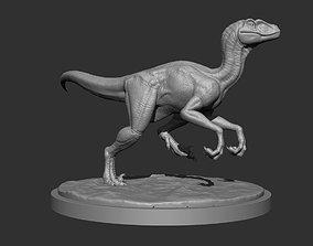3D Raptor for Printing Pose 02