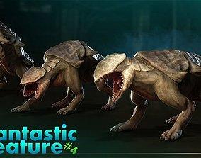 3D model Fantastic Creature 4