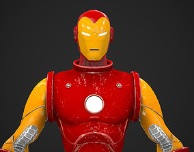 3D Ironman mode Cartoon
