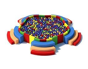 3D Children s Ball Pit