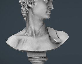 David Bust 3D model
