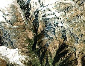 nature Mountain landscape 3D model