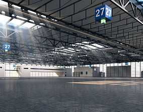 Warehouse 005 3D model