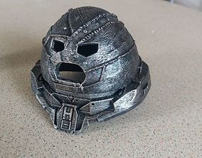 3D printable model Juggernaut Metal Helmet