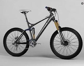 3D Generic Mountain Bike