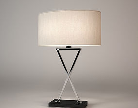 Chelsom Crossover CV16 Table Lamp contemporary 3D model