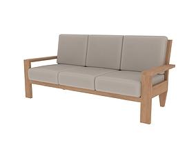 sofa model 3d pbr uvmaping