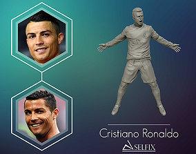 ronaldo Cristiano Ronaldo Celebration 3D sculpture