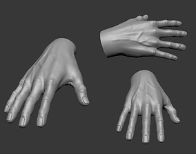 Male Hand 3D