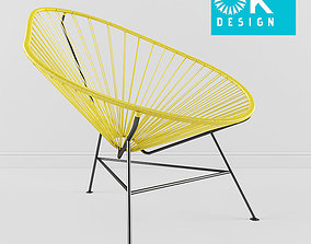 Ok Design - Acapulco Chair 3D