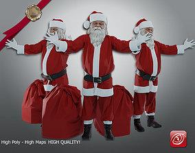 claus Santa Claus Male ACC 51 60 002 3D model