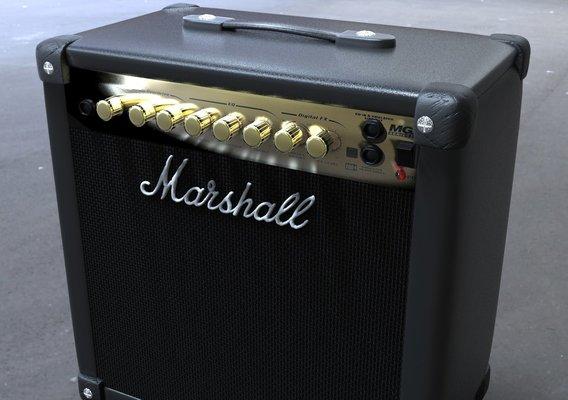 Marshall 150 DX Amp!