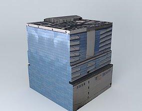 3D Petulant Trade Centre