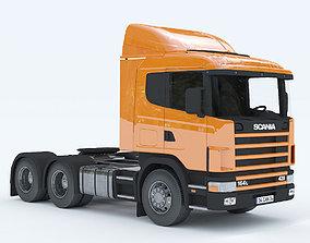 VR / AR ready Scania R 420 low-poly - 3d printer