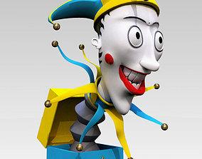 3D model Jester toy
