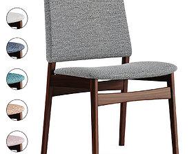 Nosh chair 3D model