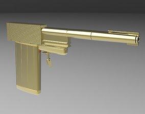 movie 3D Golden Gun from James Bond 007