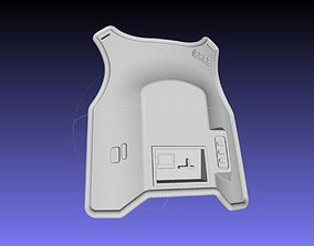 3D print model Star Wars Imperial Officer Armor Chestplate