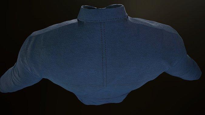 blue-shirt-3d-model-low-poly-max-obj-mtl