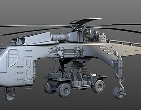 3D Pick up Helicopter