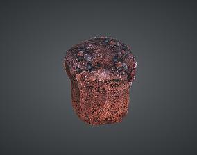 3D asset Muffin