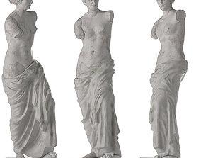3D model Aphrodite - Venus de Milo