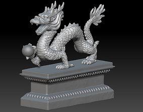 3D print model China Dragon