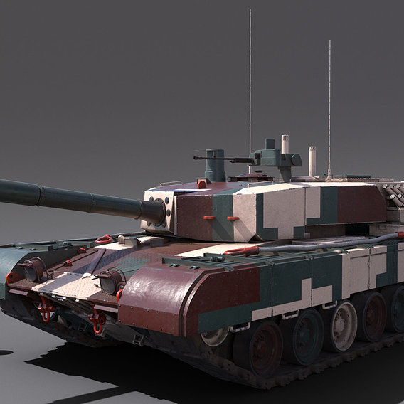 MBT-Arjun