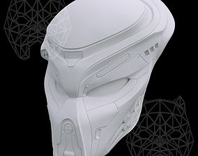 Predator 2018 Mask 3D print model