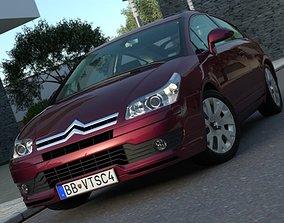 3D Citroen C4 2006