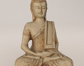 religious Buddha 3D