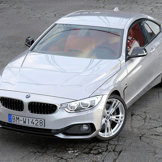 F32 4-series Coupe 2014 Sport Line