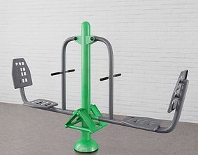 Gym equipment 32 am169 3D